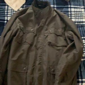 Banana republic three-quarter length jacket